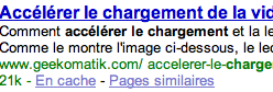 indexation google geekomatik