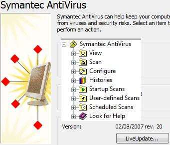 symantec antivirus corporate